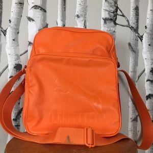 Puma Orange Shoulder Bag in Great Condition